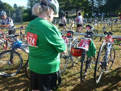 Almost time to do the MS Bike Ride!