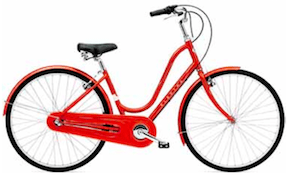 Cruiser bikes can be fun for relaxed, comfortable cycling in an upright position - bike terms
