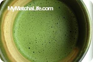 Matcha tea is a superior kind of green tea