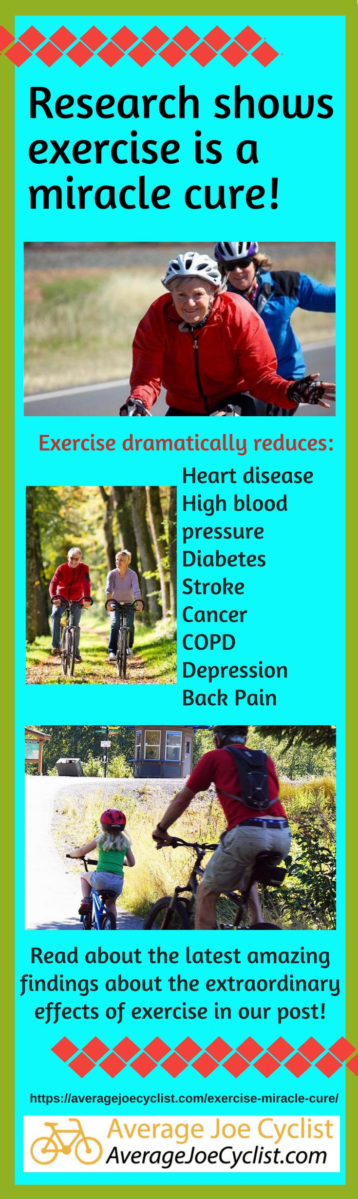 Health Benefits of Exercise - Research Shows Exercise is a Miracle Cure