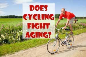 health benefit of exercise - cycling fights aging