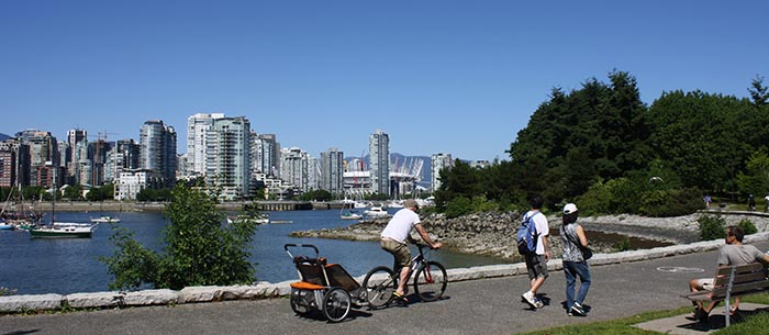 Bike Rentals Vancouver – Where to Rent Bikes in Vancouver. The Seaside Bike Route offers awesome views and endless activities all the way