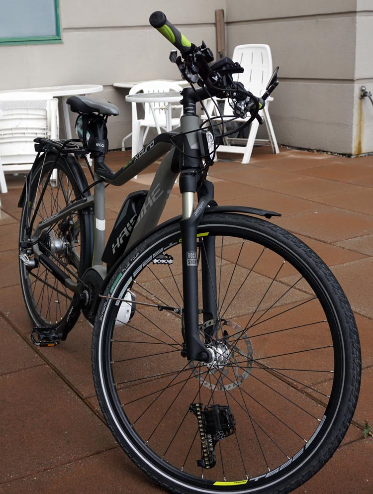 Many of the new electric bikes are strikingly good looking and very powerful. Read a full review of the beautiful Haibike Xduro Trekking Pro electric bike here. How to Choose the Right Type of Bike - Beginner's Guide
