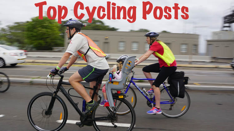Some of our TOP Cycling Posts!