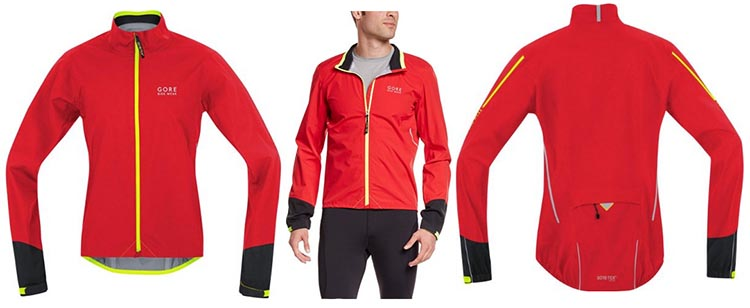 Gore Bike Wear Power Gore-Tex Active Jacket. 9 of the Best Waterproof Cycling Jackets for Men and Women