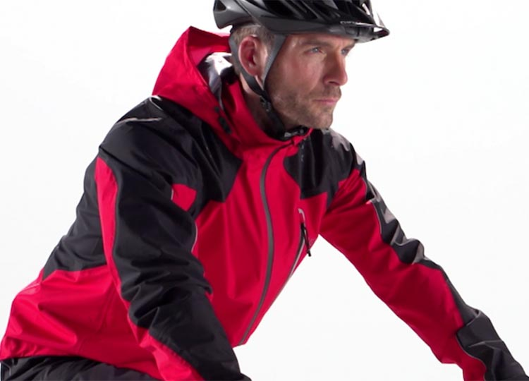 How to Dress for Winter Cycling - Recommended Winter Cycling Clothes. Click here for a post on 7 of the best waterproof cycling jackets - How to Dress for Winter Cycling