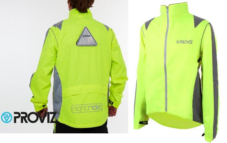 Proviz Nightrider Cycling Jacket - 7 of the Best Cheap Cycling Jackets Under $100