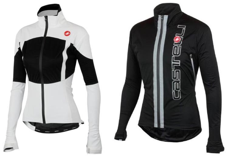 Castelli Confronto Cycling Jacket - 9 of the Best Waterproof Cycling Jackets for Men and Women