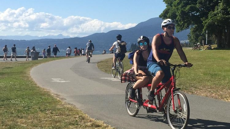 The Seaside Bike Route in Vancouver – Guide plus Videos