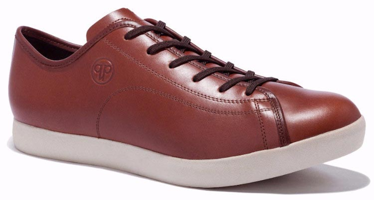 Other Quoc Pham cycling shoes look like classic sneakers, but taken up a notch, and made with fine leather