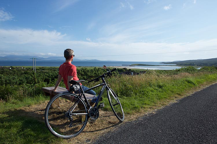 Ireland is the ultimate holiday destination for a great cycling adventure. Cycle the Greenway! Cycle in Ireland
