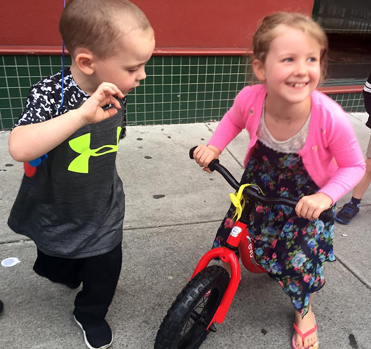 Click here to read all about how to encourage your kids to ride bikes! cycling vacation in Vancouver