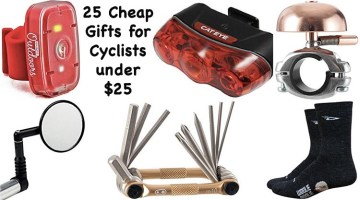 25 Cheap Gifts for Cyclists Under $25