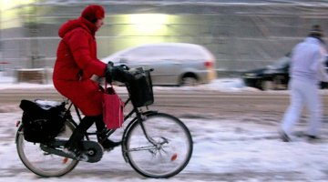 Our Best Posts about Winter Cycling