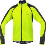 The Gore Bike Wear Phantom 2.0 Windstopper is a typical softshell jacket, but with enhanced windproofness due to the Windstopper fleece