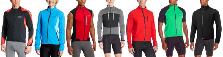 7 of the Best Softshell Cycling Jackets
