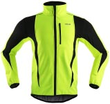 ARSUXEO Winter Warm Up Thermal Windproof Cycling Jacket
