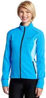 Gore Bike Wear Women's Alp-X WINDSTOPPER Windproof Jacket woman front table(1)