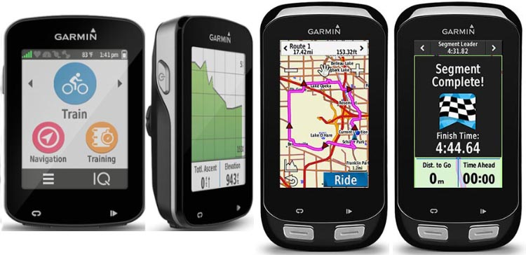7 Differences between the Garmin Edge 1000 and 820 Bike