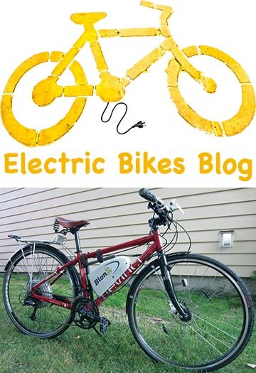 Click here for our Electric Bikes Blog