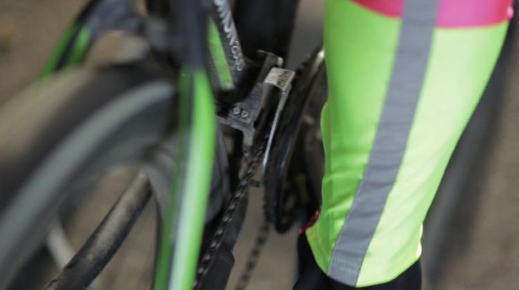 Worn on the calves, Leglites make it obvious that you are a cyclist, and help motorists to not only notice you, but also predict where you are going and avoid hitting you