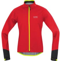 The Gore Bikewear Power Goretex is one of the most popular of all hardshell, waterproof cycling jackets - 3 different kinds of cycling jackets