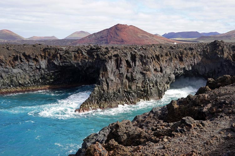 The Canary Islands offer great cycling opportunities. 5 Incredible Natural Cycling Locations