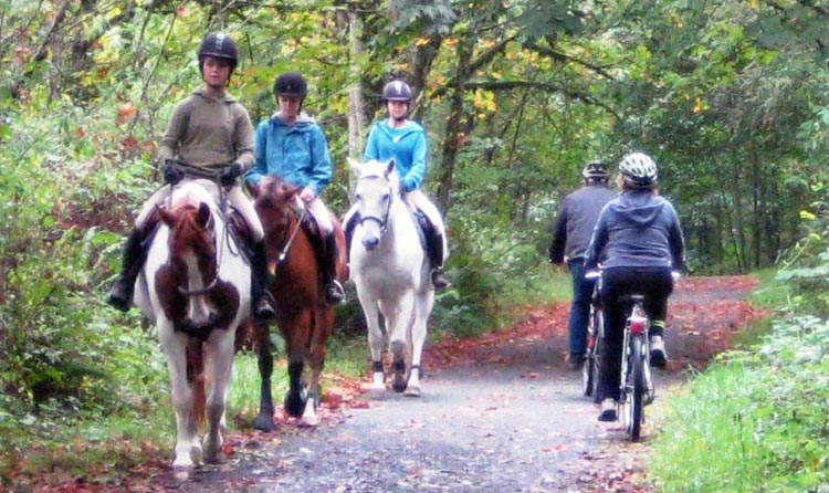 Vancouver Island Cycling - Great Bike Rides in and Near Vancouver, Canada. We LOVE cycling the Galloping Goose Trail on Vancouver Island
