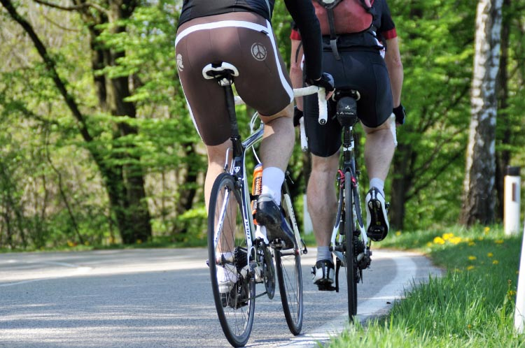 Getting into great shape requires taking enough time OFF the bike to recuperate