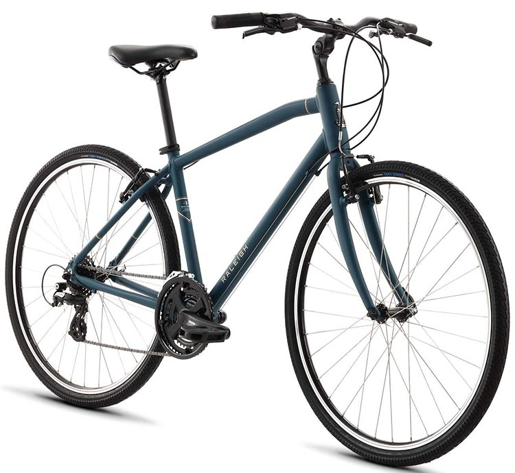 7 Great Bikes You Can Buy on Amazon - Cruiser, Mountain and Hybrid. Raleigh Detour 2 Comfort Hybrid Bike