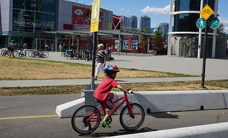 8 Steps to Teach a Child to Ride a Bike. When you teach a child to ride a bike you are giving them something very special: the ability to ride a bike will open up doors to fun and healthy activities all over the world, throughout the child's life. How to teach a child to ride a bike