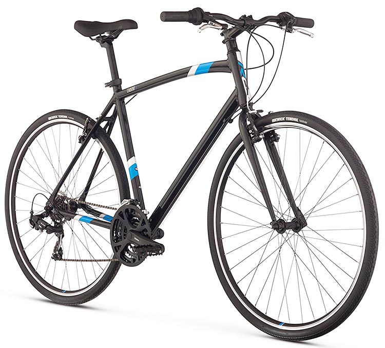 Raleigh Cadent 1 Urban Fitness Bike - 7 great bikes you can buy on Amazon