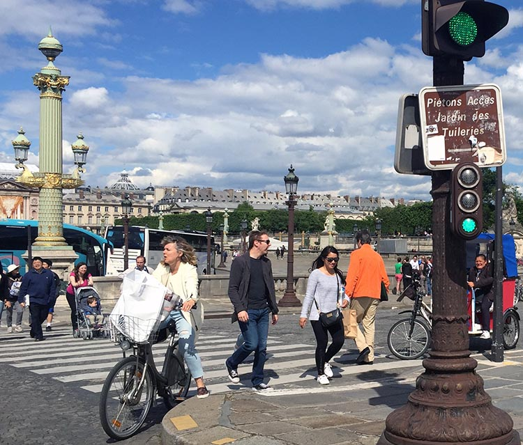 Book a Velib bike for a great way to explore Paris. How to Use a Velib Bike in Paris