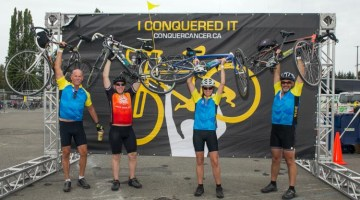 An Interview with Chris Brochu of Kamloops about his second Ride to Conquer Cancer