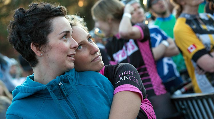 Watch: The Ride to Conquer Cancer BC Starts Today!