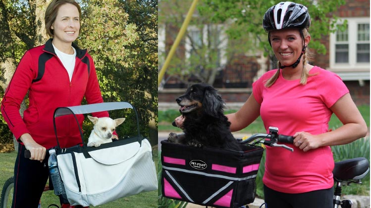 5 of the Best Dog Bike Baskets