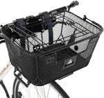 Axiom Premium Dog Bike Basket