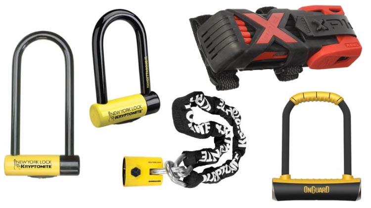 Our picks for 5 of the best bike locks. Read more below! 5 of the Best Bike Locks - How to Choose the Best Bike Lock