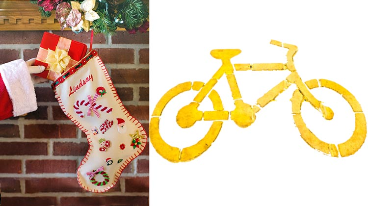 Stocking Stuffers for Cyclists