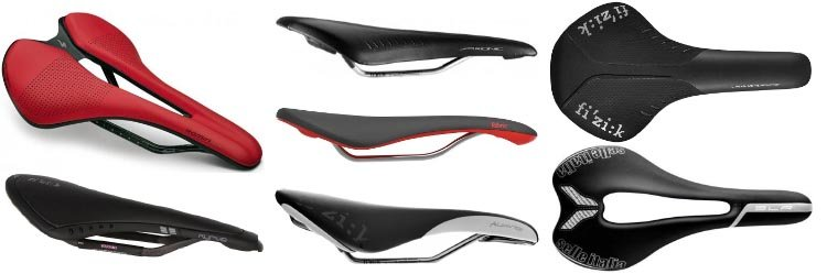 7 of the Best Road Bike Saddles