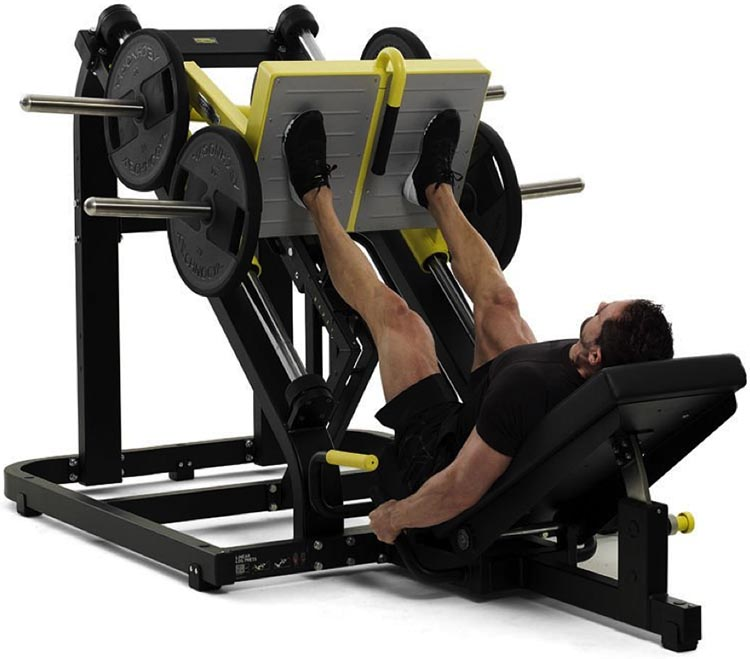 How Strength Training Can Boost Your Cycling Speed and Quality of Life. You can build the power of your quad muscles with a leg press. This is an easier and safer exercise than the squat, but can be very effective