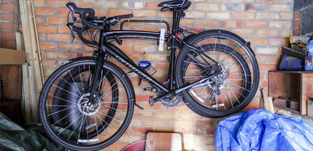 How to Protect Your Bike from Being Stolen. If you're securing the bike inside a garage, you may want to invest in an anchor that can be bolted to the wall or floor