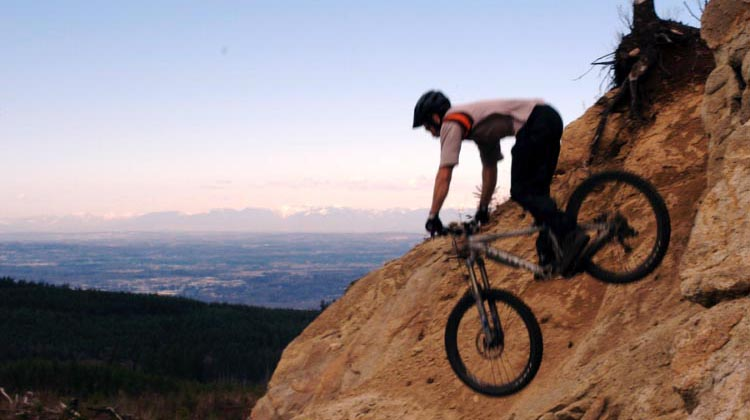 6 Can't-Miss Places to Ride Your Bike in Washington. Galbraith Mountain, Bellingham