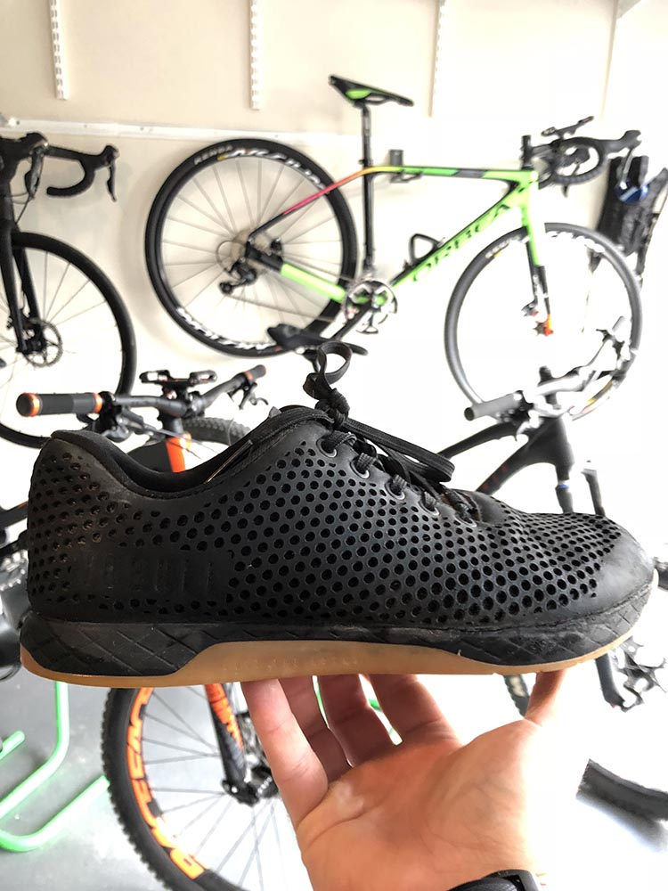 NOBULL Trainers Review – The Best Mountain Biking Shoe You Are Not Using? The footbed of the NOBULL trainer is unremarkable with a simple insole, but because of this, pedal feel is unparalleled.