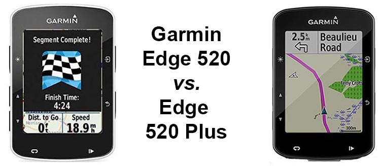 There has Never Been a Better Time to Buy a Garmin Edge 520. Garmin Edge 520 vs 520 Plus