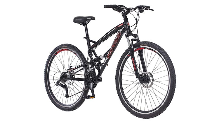 Schwinn S29 Full Suspension Mountain Bike Review