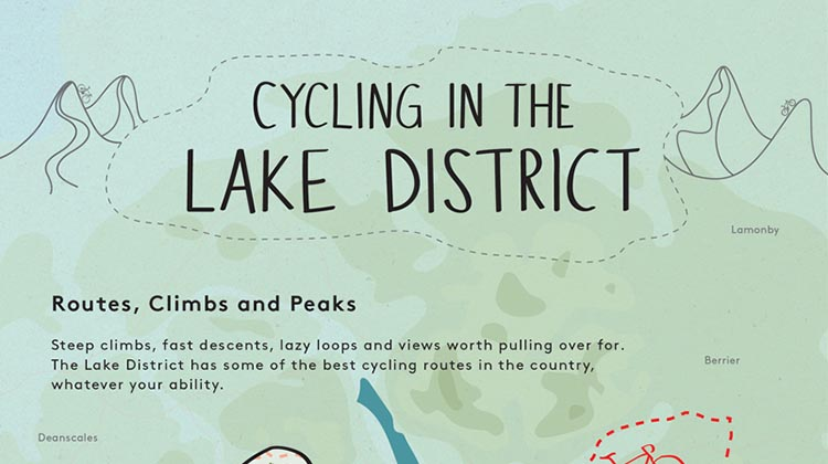 Looking for Your Next Cycling Adventure? The Lake District of England is Calling …