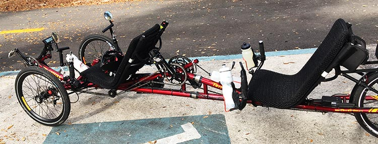 7 Benefits of Recumbent Trikes. You can also get tandem recumbent trikes
