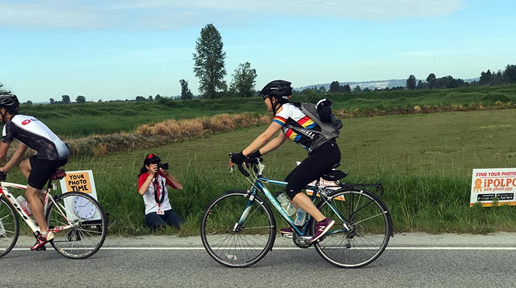 Check Out Photos of Yourself Doing the GranFondo Whistler 2018 TODAY with New Photo App, iPOLPO!