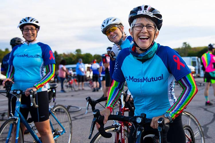 Study shows stress busting impact of cycling. Cycling of all kinds has mood-boosting benefits